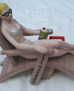 9b-beach-lounge-chairs-wedding-cake-topper-247x300 Beautiful Beach Themed Wedding Cake Toppers