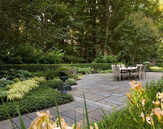 Howard-Roberts-by-Liquidscapes 51 Teak Outdoor Furniture Ideas