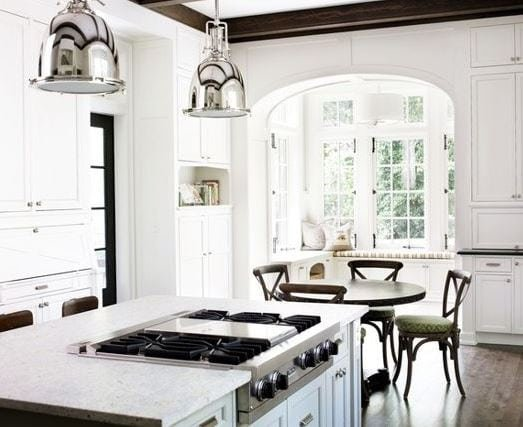 Kitchen-by-Brian-Watford-Interiors 101 Indoor Nautical Style Lighting Ideas