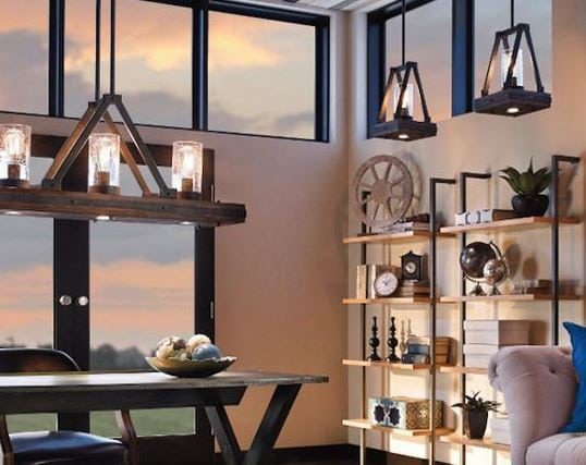 Lighting-for-Living-Spaces-by-Lighting-Living-Ottawa 101 Indoor Nautical Style Lighting Ideas