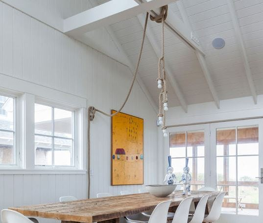 Truro-Cape-Cod-by-Siberian-Floors 101 Indoor Nautical Style Lighting Ideas