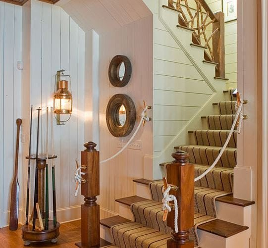 William-T-Baker-Houses-by-William-T-Baker 101 Indoor Nautical Style Lighting Ideas