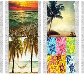 beach-tapestry-340x300 6 Best Types of Wall Hanging Tapestries