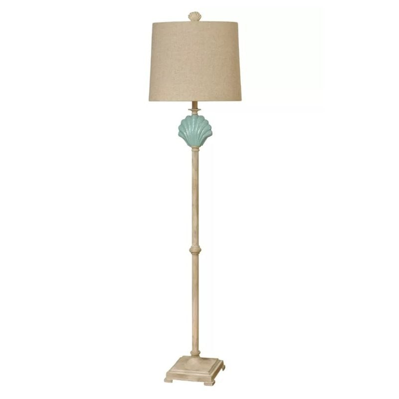 beachcrest-home-clam-shell-floor-lamp-800x800 Coastal And Beach Floor Lamps
