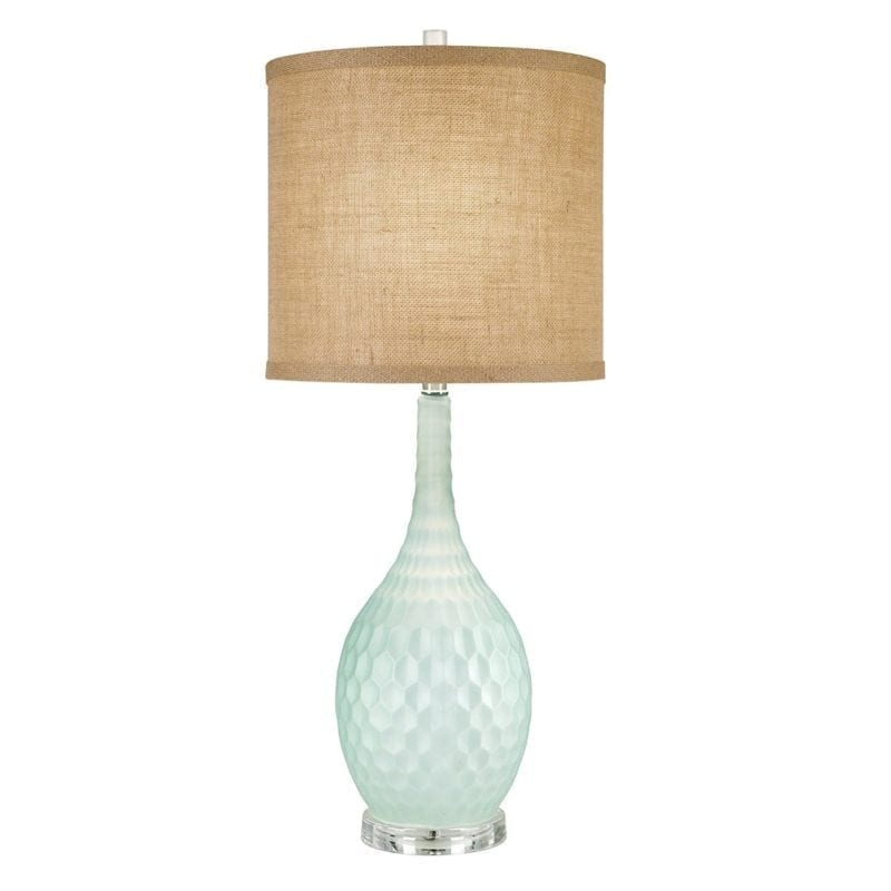 catalina-glass-table-lamp-blue-800x800 Coastal Themed Lamps