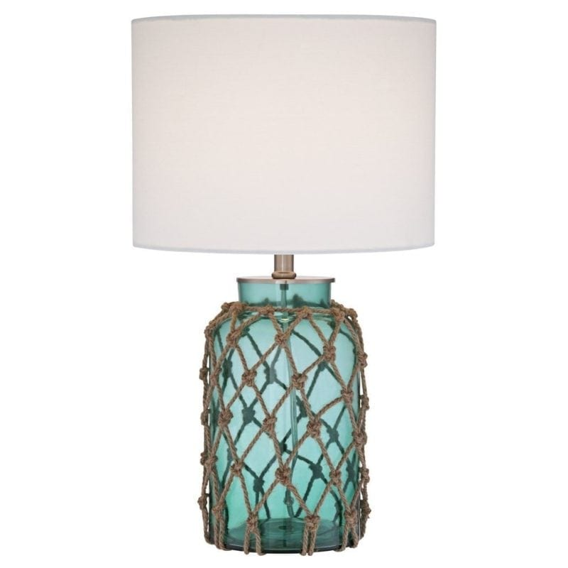 crosby-blue-bottle-glass-table-lamp-800x800 Coastal Themed Lamps