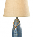milford rope nautical table lamp