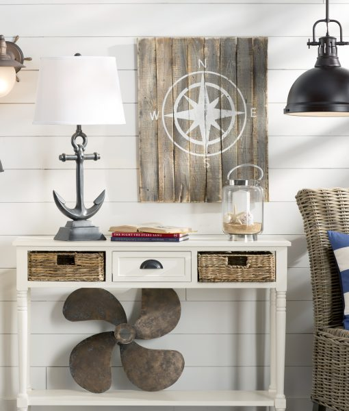 nautical anchor lamp 1