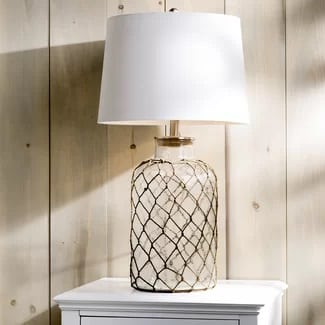 nautical-lamp 101 Indoor Nautical Style Lighting Ideas