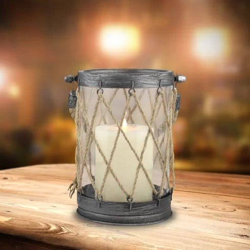 nautical-lantern 101 Indoor Nautical Style Lighting Ideas
