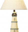 ocean village light house lamp