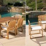 outdoor-teak-furniture-150x150 15 Beautiful Examples of Teak Furniture Designs
