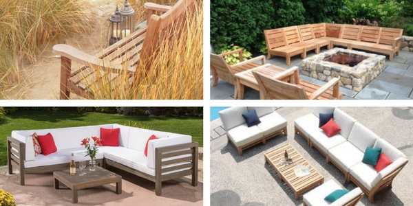 outdoor teak furniture designs
