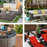 outdoor-wicker-sectional-sofas-150x150 27 Beautiful Beach-Inspired Patio Designs
