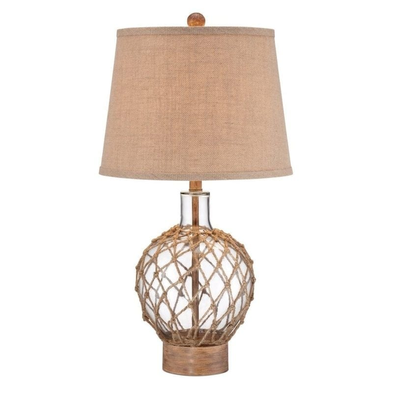 rope-and-glass-table-lamp-800x800 Coastal Themed Lamps