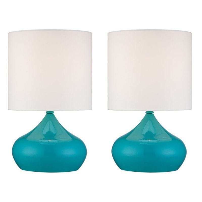 set-of-2-blue-droplet-table-lamps-800x800 Coastal Themed Lamps