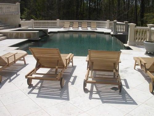 traditional-patio-2 51 Teak Outdoor Furniture Ideas