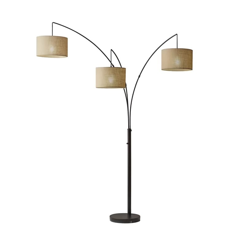 utecht-tree-floor-lamp Coastal And Beach Floor Lamps