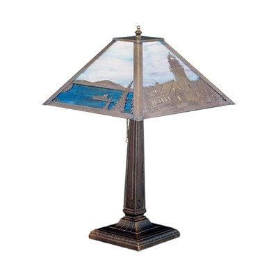 Meyda Tiffany Lighthouse Bay Nautical Lamp