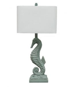 12-beachcrest-oaknoll-seahorse-table-lamp-247x300 Floor and Table Seahorse Lamps