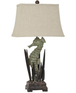 9-crestview-collection-seahorse-table-lamp-247x300 The Best Seahorse Lamps You Can Buy