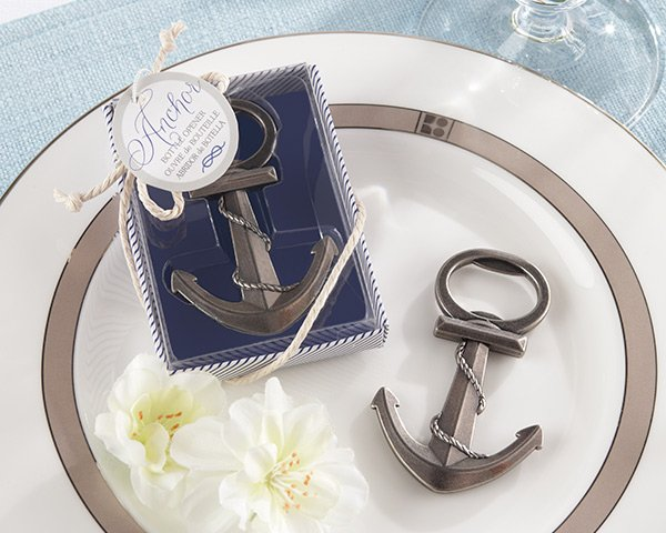 Anchor-Bottle-Opener-wedding-favor The Best Beach Wedding Favors You Can Buy