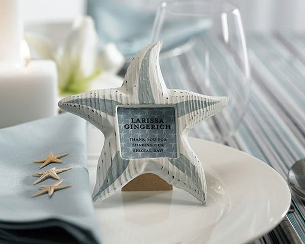 Natures-Bounty-Wooden-Starfish-Frame The Best Beach Wedding Favors You Can Buy