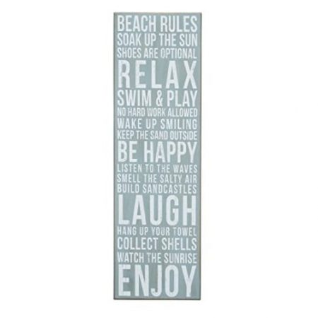beach-rules-wooden-sign-450x450 100+ Wooden Beach Signs and Wooden Coastal Signs