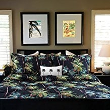 dean-miller-surf-bedding-palm-tree-duvet-cover The Best Palm Tree Bedding and Comforter Sets