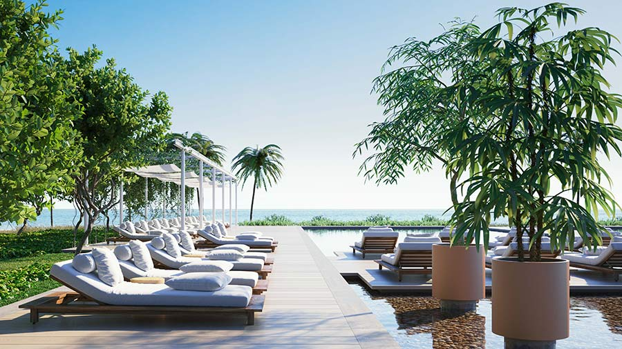 miami-beach-outdoor-patio-lounge-c Highlights From Novak Djokovic's Miami Penthouse