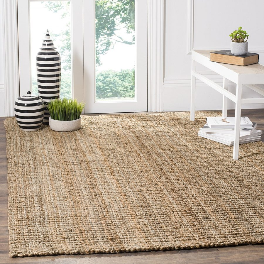 Natural Fiber Area Rugs Beachfront Decor