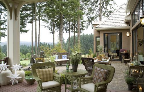 15 Incredible Outdoor Wicker Furniture Designs
