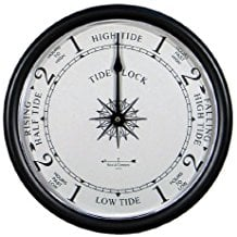tide-clock-the-lock-nautical-14 The Best Beach Wall Clocks You Can Buy