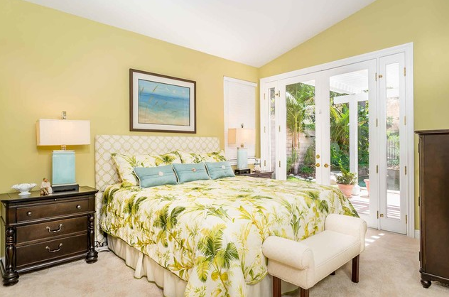 tommy-bahama-palm-tree-bedding-by-pamela-sandall-designs The Best Palm Tree Bedding and Comforter Sets