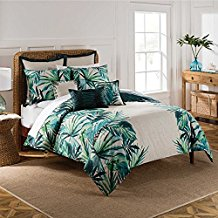 Vue Vadero King Duvet Cover Set Palm Tree The