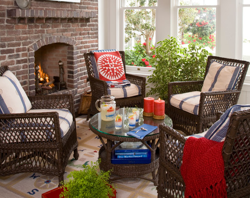 The Best Wicker Conversation Sets You Can Buy