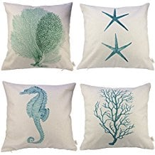 1-ocean-park-throw-pillows Coastal Throw Pillows & Beach Throw Pillows