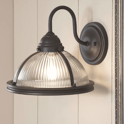 Upton Wall Sconce Beach And Nautical Wall Sconces
