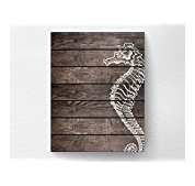 Wood-Panels The Best Seahorse Artwork You Can Buy