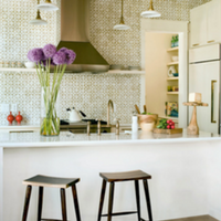 beach-kitchen-accents Best Beach and Coastal Kitchen Decor