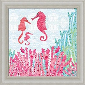 framed-seahorses The Best Seahorse Artwork You Can Buy