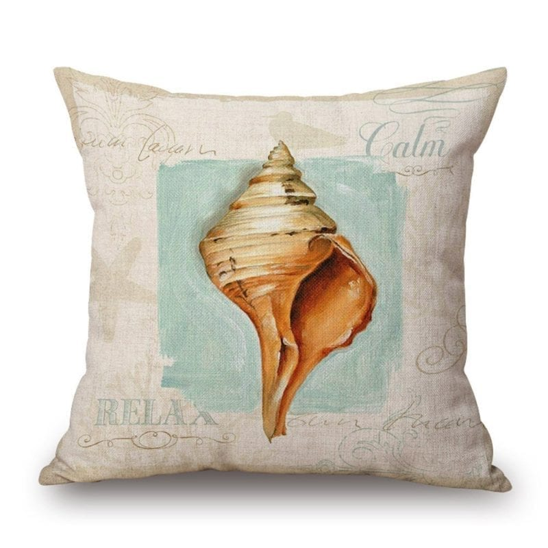 happy-cotton-calm-conch-shell-throw-pillow-800x800 Coastal Throw Pillows & Beach Throw Pillows