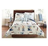 kids-beach-bedding-comforter-set-2 The Best Kids Beach Bedding You Can Buy