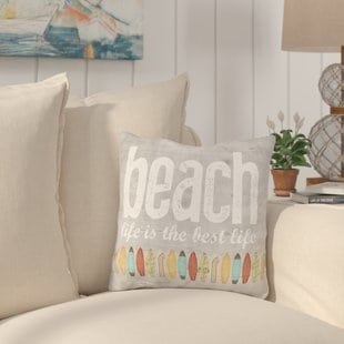 maitland-beach-life-throw-pillow Coastal Throw Pillows & Beach Throw Pillows