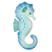 metal-wall-decor The Best Seahorse Artwork You Can Buy