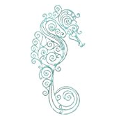 seahorse-metal The Best Seahorse Artwork You Can Buy