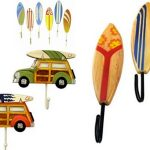 surfboard-towel-hooks-150x150 20 Beautiful Beach Themed Kitchen Designs