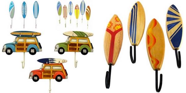 surfboard towel hooks