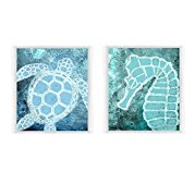 turtle-seahorse The Best Seahorse Artwork You Can Buy