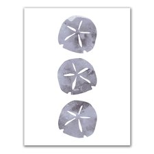 watercolor-sand-dollar-painting-purple The Best Sand Dollar Wall Art You Can Buy